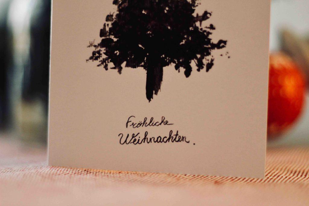 Weihnachtswünsche Mit Dankeschön.Ein Dankeschön Zu Weihnachten Weihnachtskarten Für Die Freundschaft